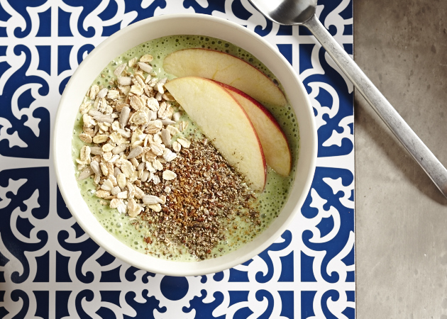 Kale Smoothie Bowl 43604